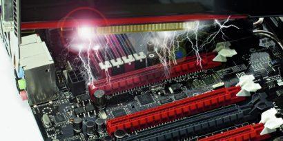 Слот PCI-Express 4.0 сможет обеспечить 300+ Вт мощности