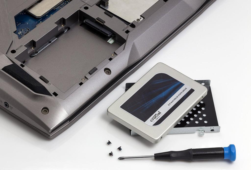 SSD-накопитель Crucial MX300 замечен в версии на 2 ТБ