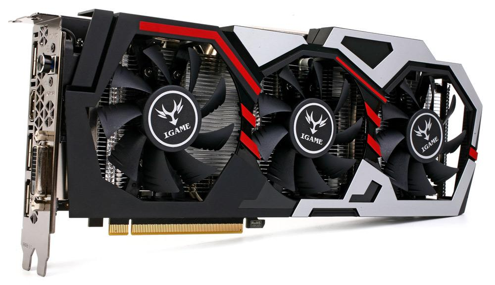 Colorful iGame 1060 01