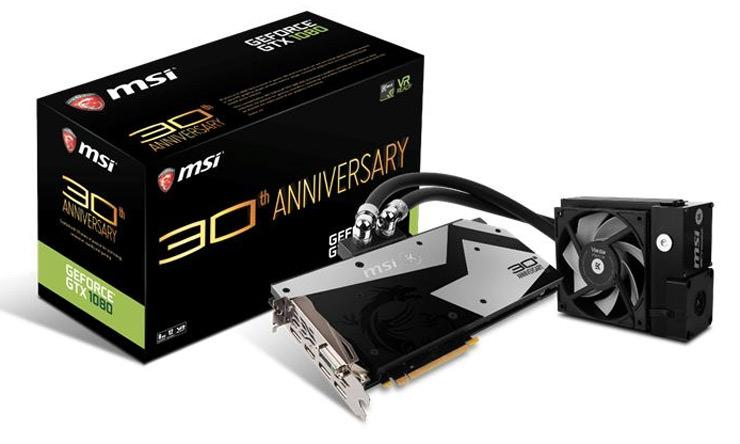 MSI GeForce GTX 1080 30 th Anniversary Edition 02