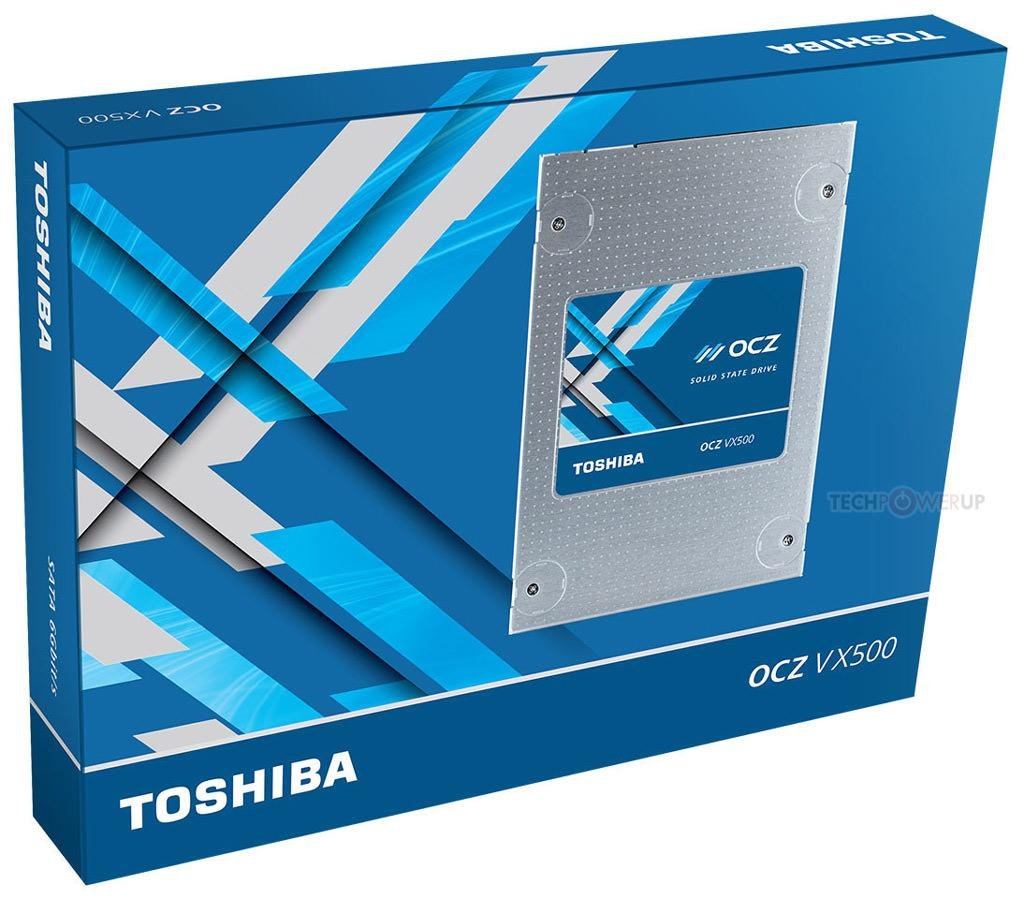 SSD-накопители OCZ VX500. Любопытное предложение