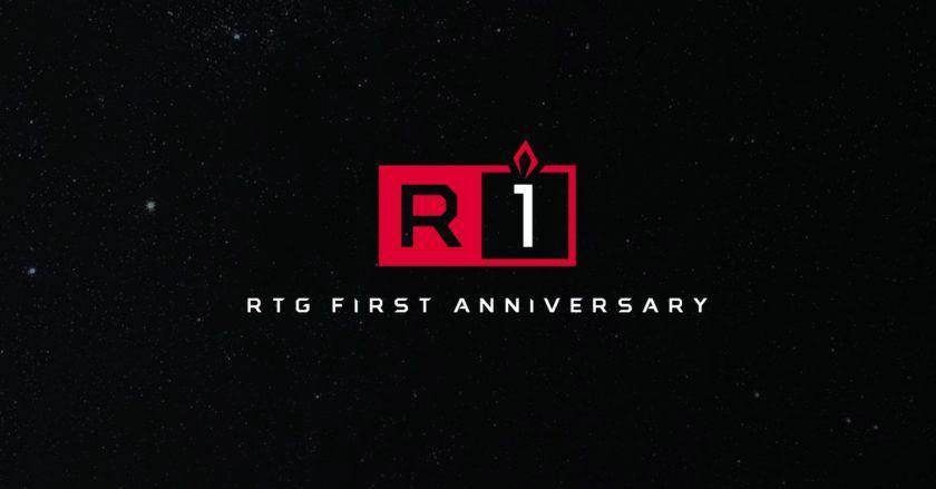 AMD RTG First year 01