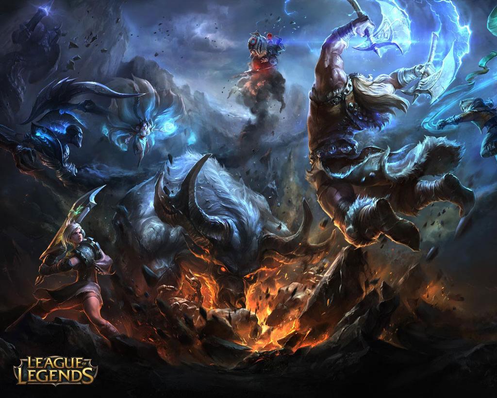 Количество активных игроков League of Legends превысило 100 млн.