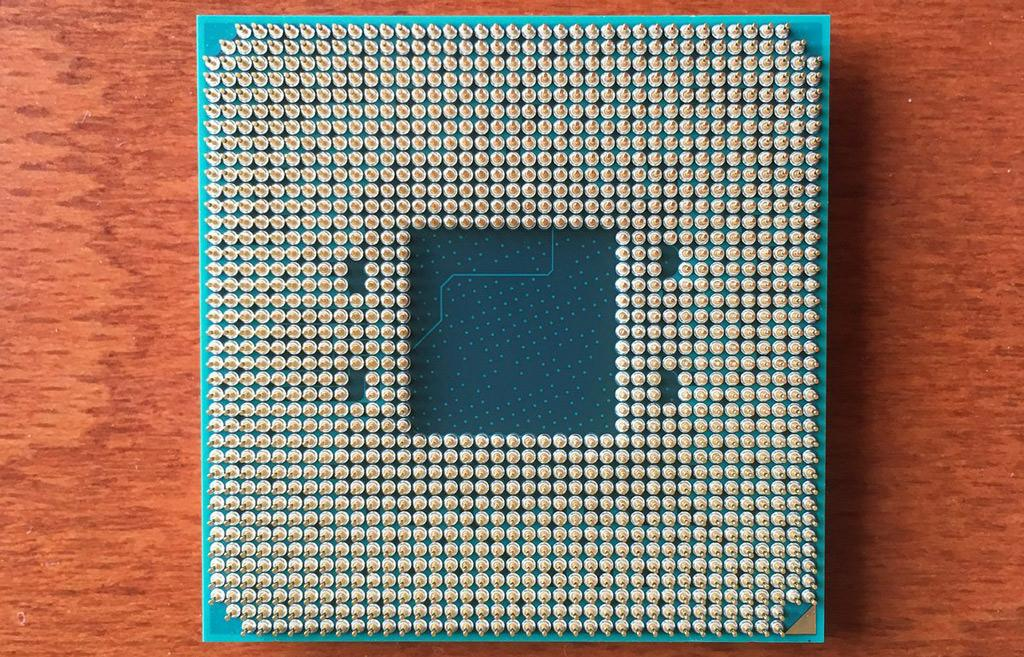 AMD AM4 socket 2
