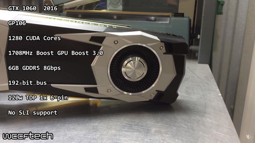 2012 GeForce GTX vs 2016 GeForce GTX 3