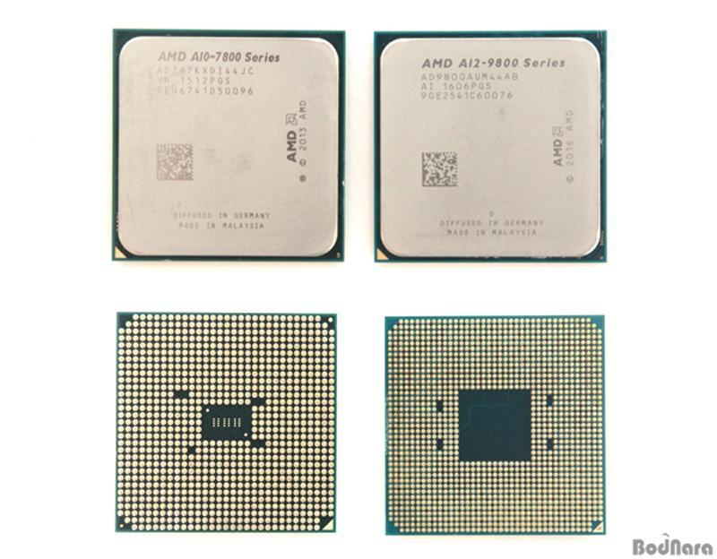 AMD BristolRidge Test2