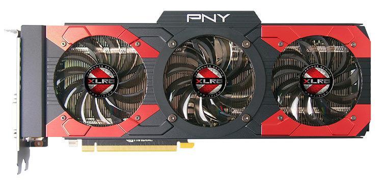 PNY GeForce GTX 1080 XLR8 OC 3