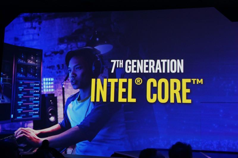 Intel Core i7-7700K замечен в списках предзаказов