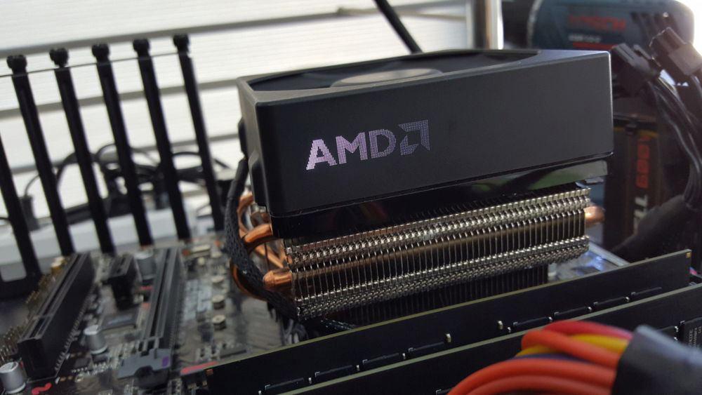 Первые результаты разгона гибридного процессора AMD A12-9800 Bristol Ridge