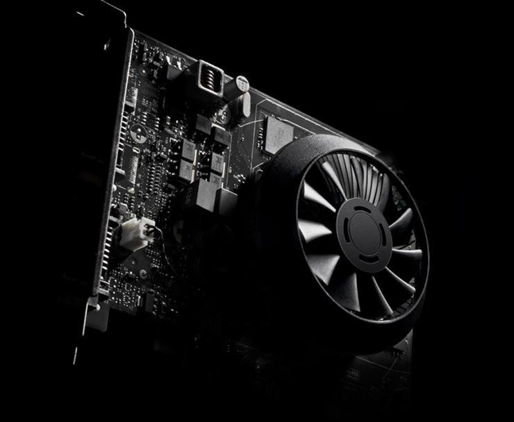 NVIDIA GeForce GTX 1050 Ti GTX 1050 2