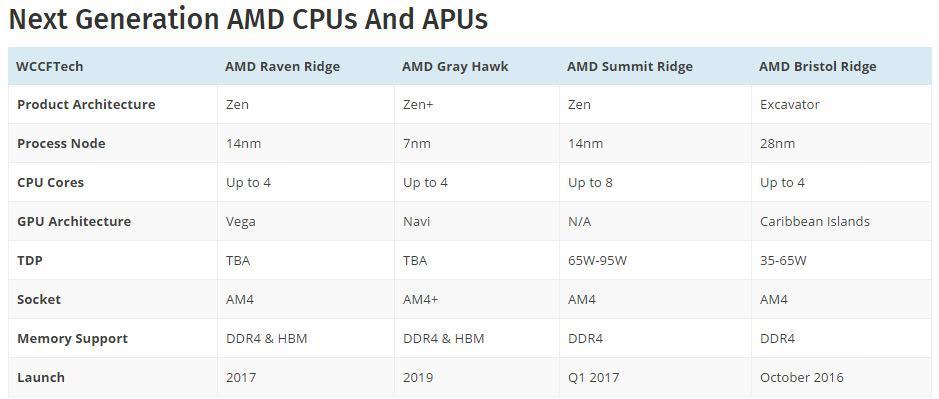 AMD Gray Hawk 2