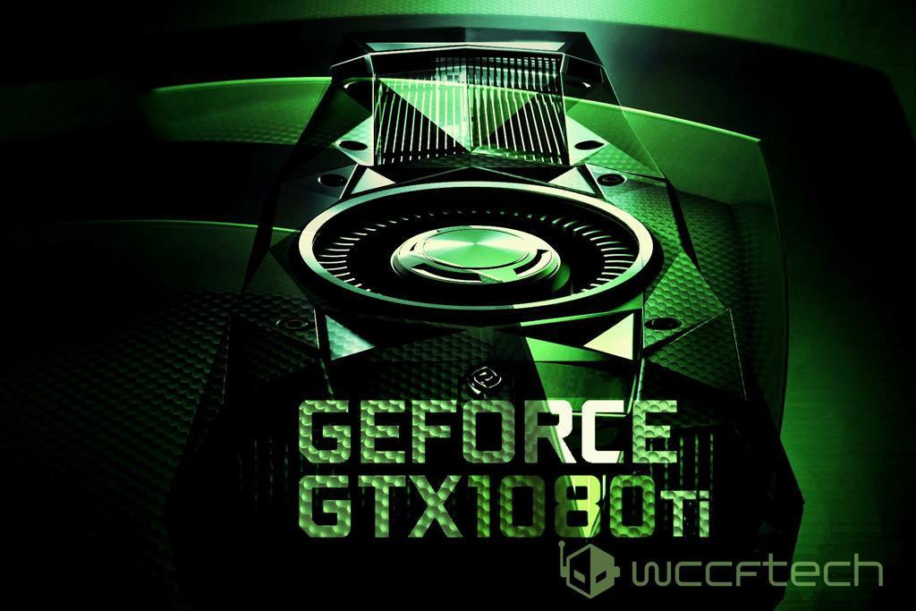 NVIDIA GeForce GTX 1080 Ti, возможно, будет представлена в январе