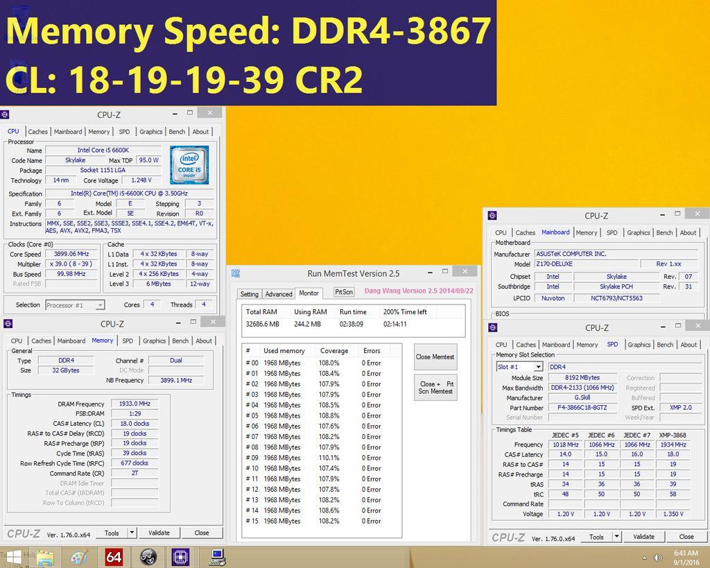 G.Skill TridentZ DDR4 3866 02