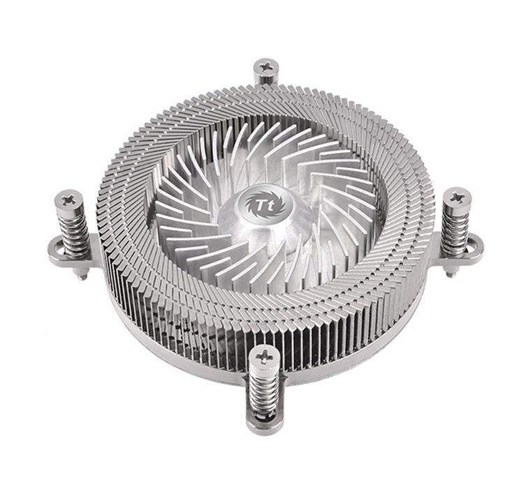 Thermaltake Engine 27 – небольшой прорыв в охлаждении