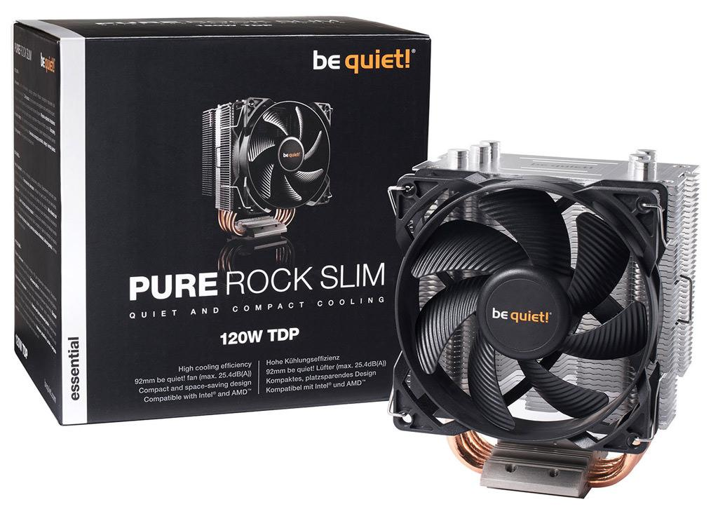 Be Quiet Pure Rock Slim 01