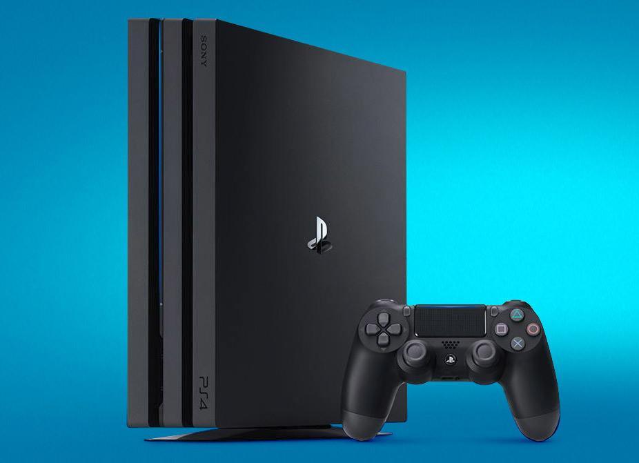 Sony PlayStation 4 Pro 04