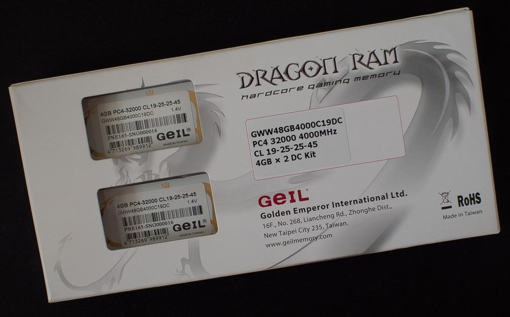 geil dragon ram 5