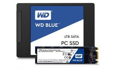 Western Digital дебютирует на рынке SSD-накопителей