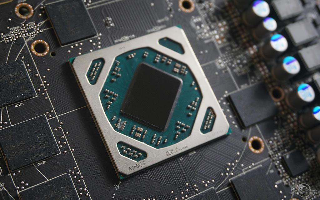 AMD готовит новую ревизию графических процессоров Polaris
