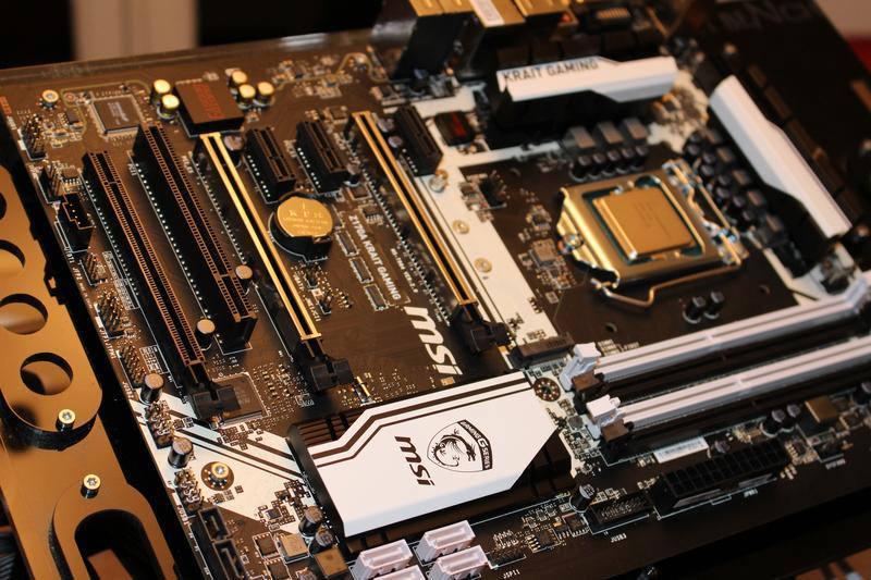 В новых BIOS для плат MSI обнаружен баг