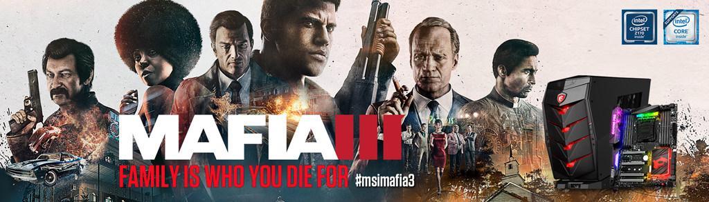 MSI Mafia III bundle 2
