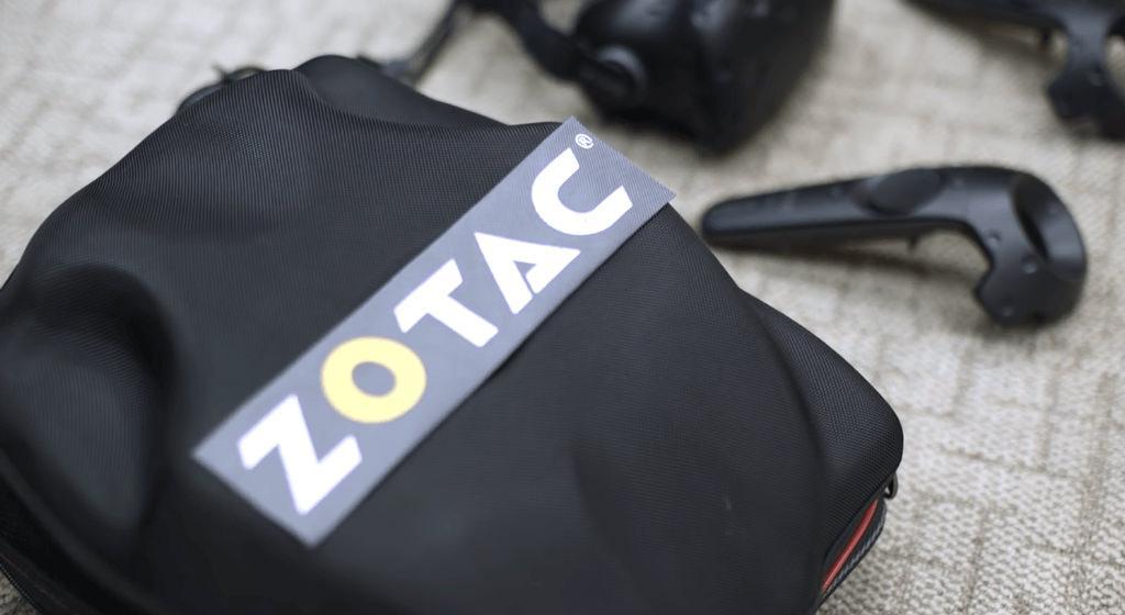 Zotac также готовит собственный «рюкзак виртуальной реальности»