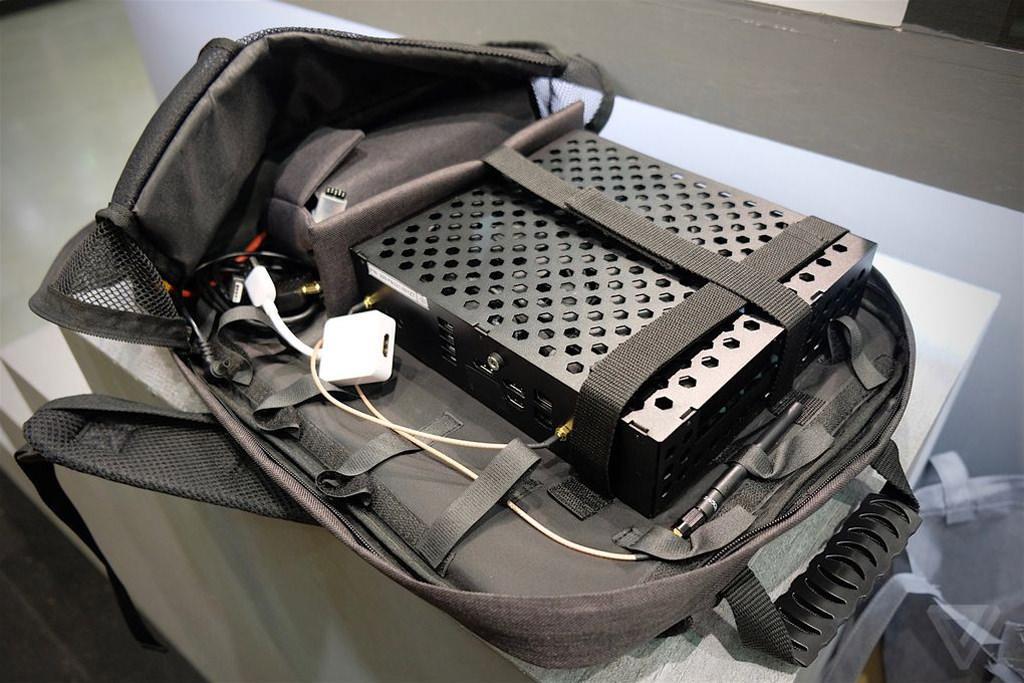 Zotac VR Backpack 2