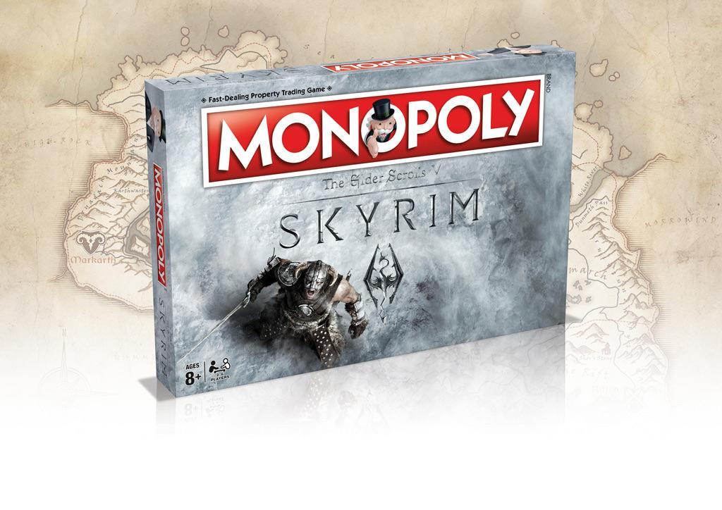 Skyrim Monopoly 2