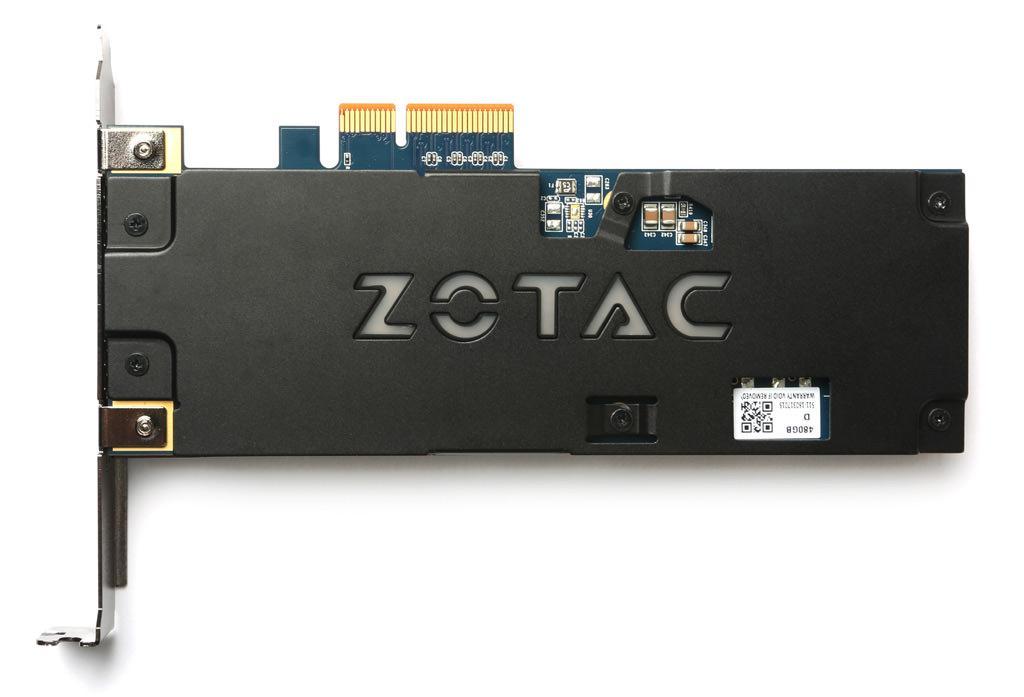 Zotac 10 Year Anniversary Edition 7