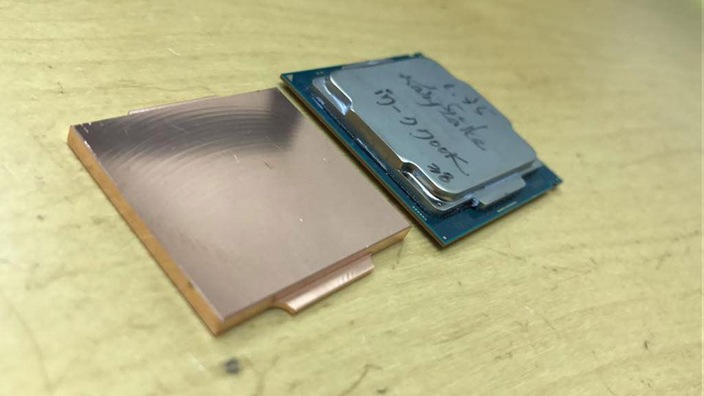 Intel Kaby Lake IHS 3