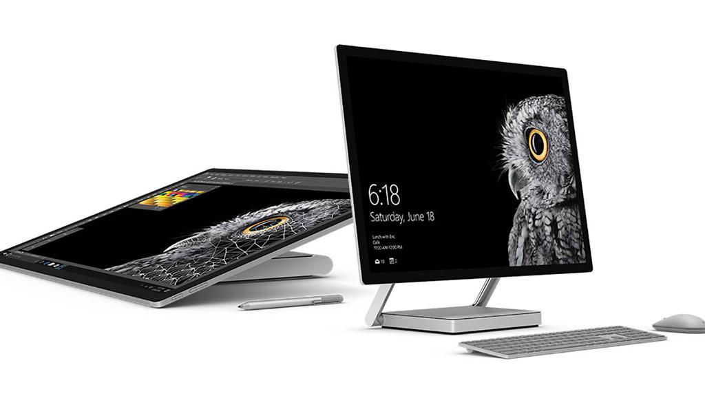 Microsoft Surface Studio 3