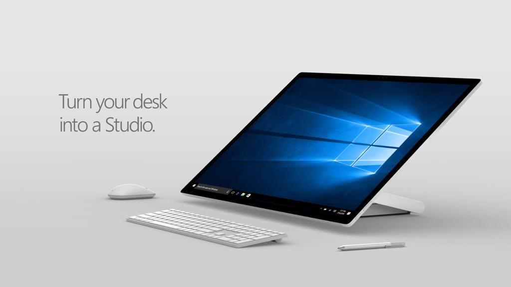 Microsoft Surface Studio 5