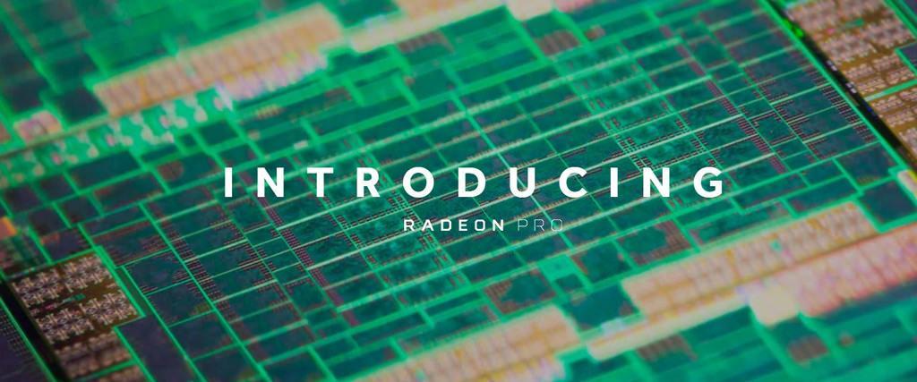 Новые Apple MacBook получили очень любопытные графические процессоры AMD