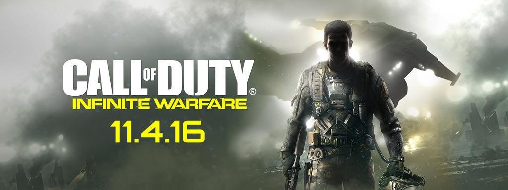 Опубликованы минимальные системные требования для Call of Duty: Infinite Warfare