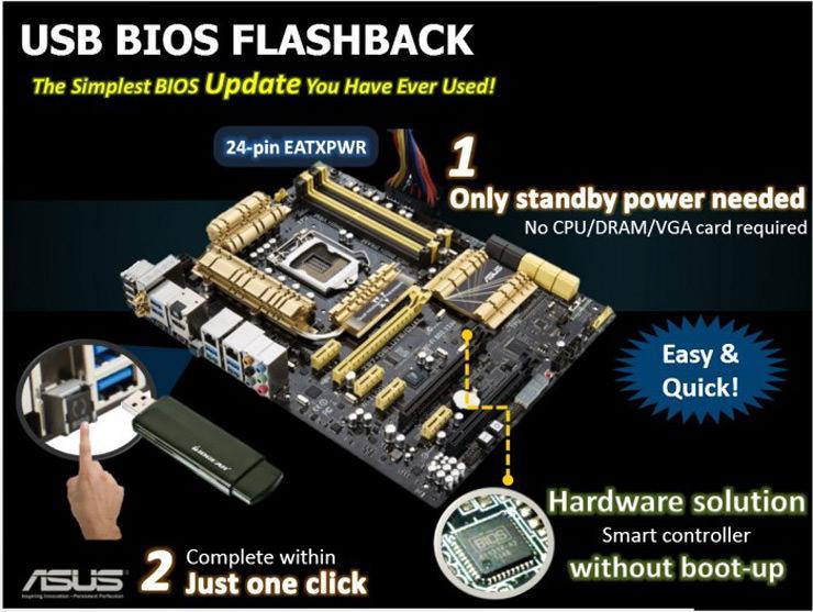 ASUS выпустила новые BIOS для работы с процессорами Intel Kaby Lake