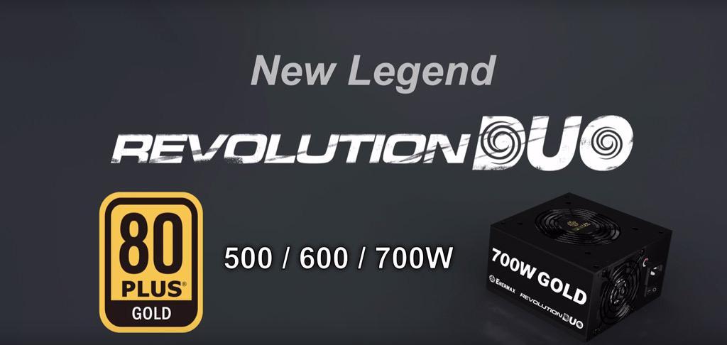 Enermax Revolution DUO 2