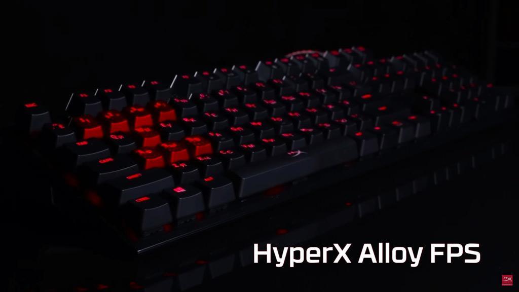 hyperx alloy 16