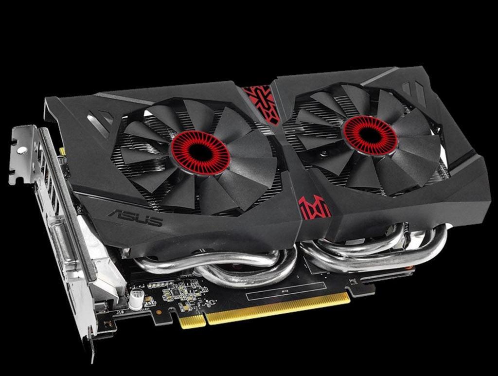 ASUS GeForce GTX 1060 Strix 2