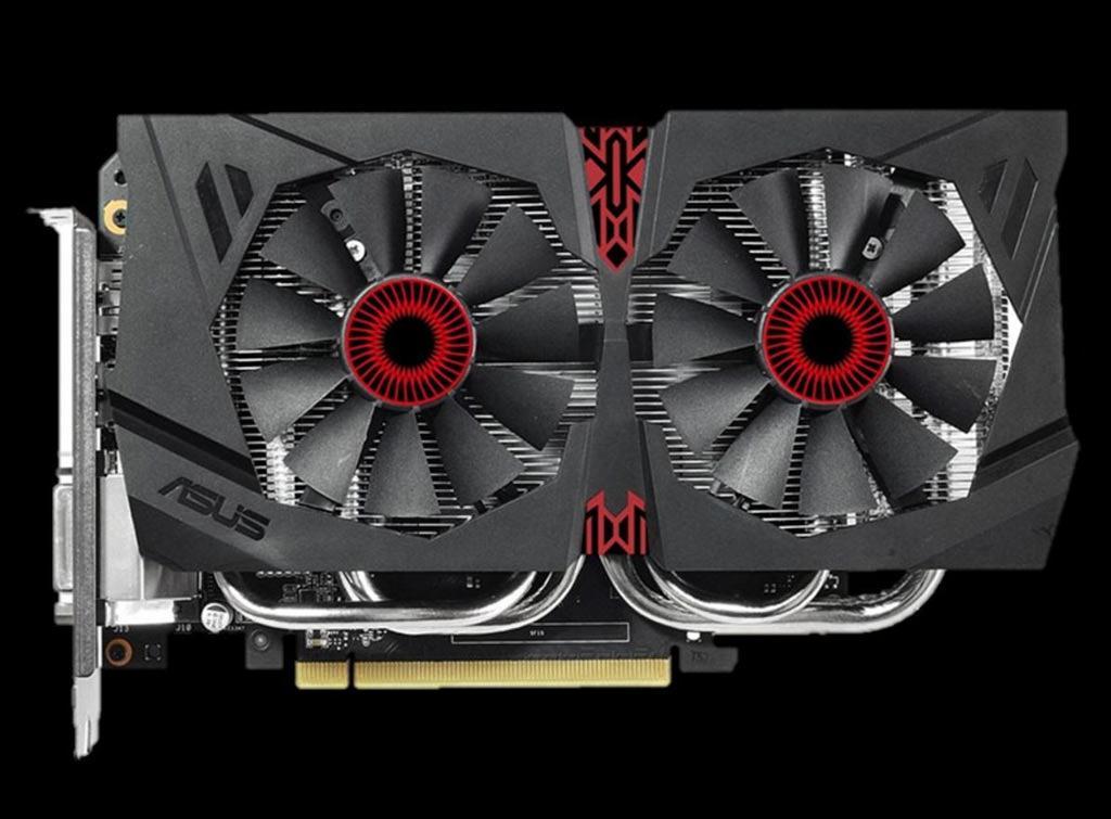 ASUS GeForce GTX 1060 Strix 3