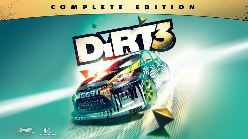DIRT 3 Complete Edition можно получить совершенно бесплатно, но стоит поспешить