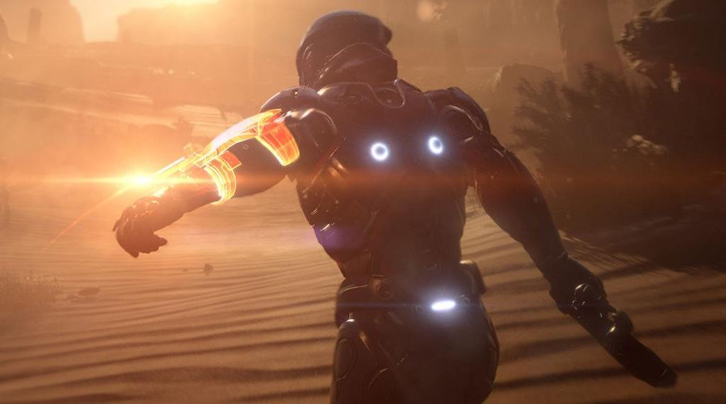 В Mass Effect Andromeda вместо системы классов появится «дерево талантов»