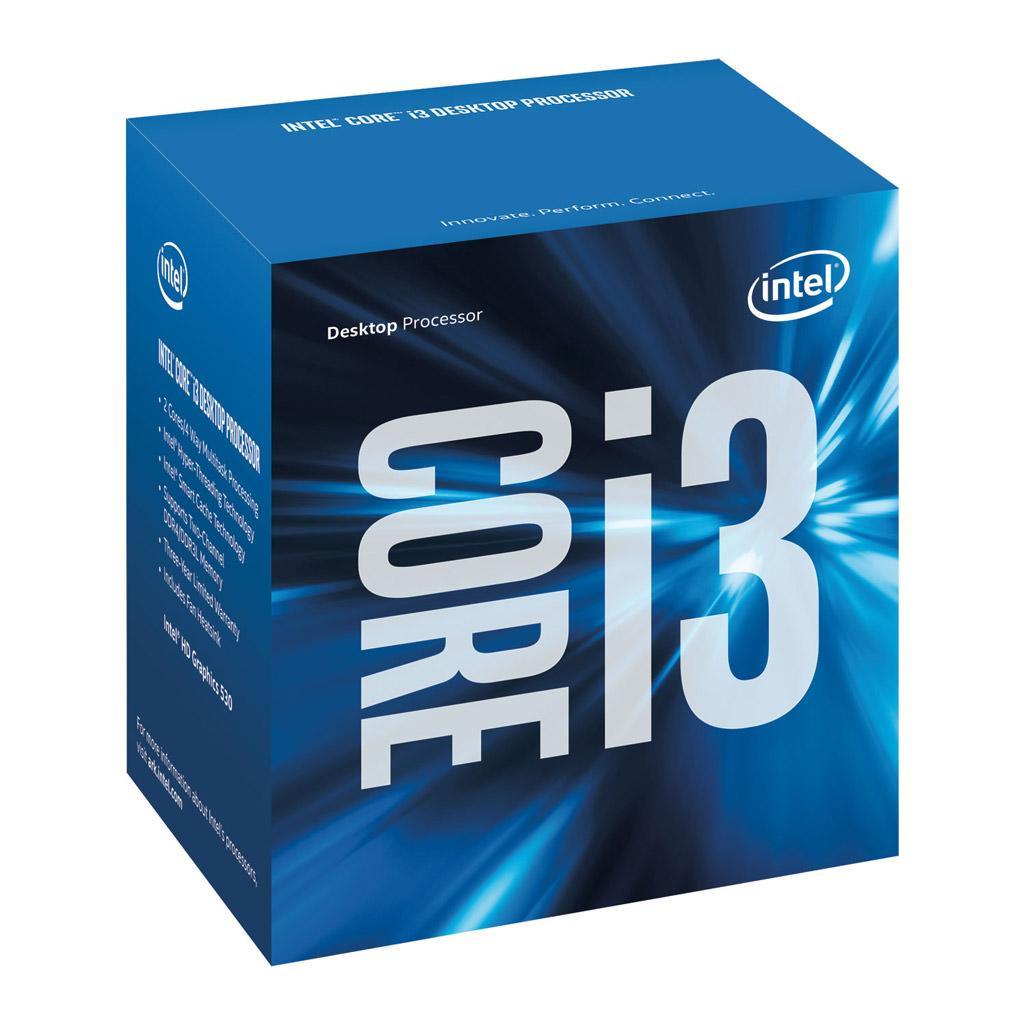Intel Core i3 7350K 2