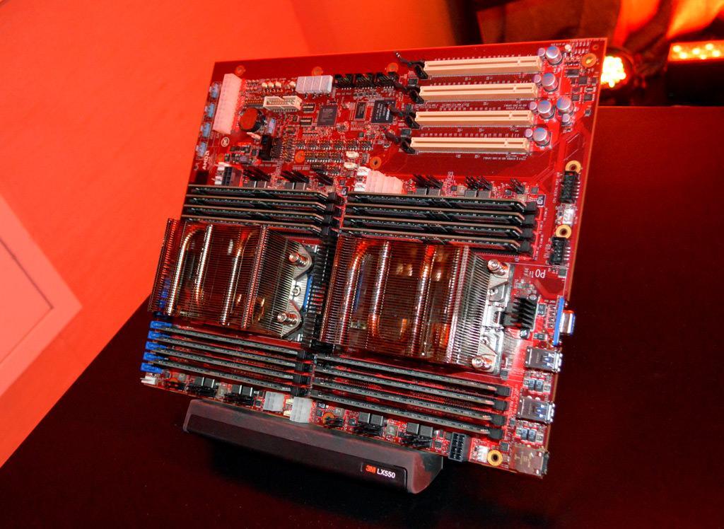 Тесты двух 32-ядерных процессоров AMD Zen