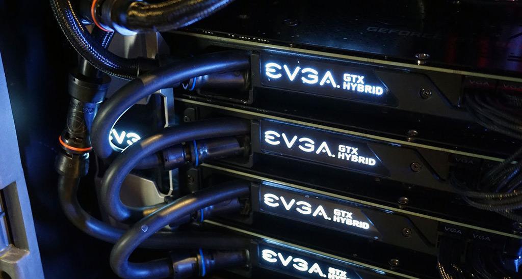EVGA закончила с обновлениями BIOS для своих проблемных видеокарт
