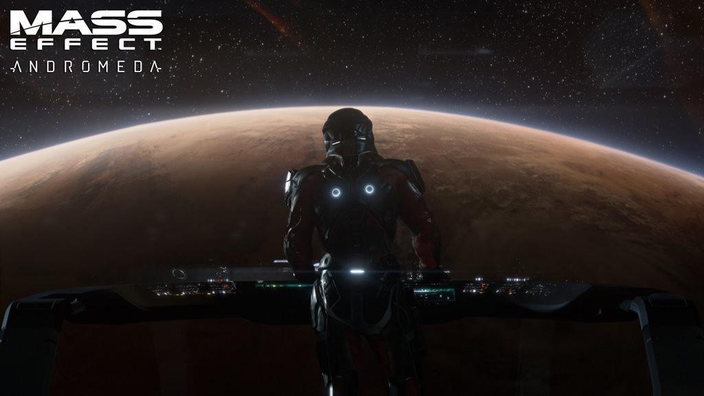 Стали известны подробности о новой расе антагонистов Mass Effect Andromeda