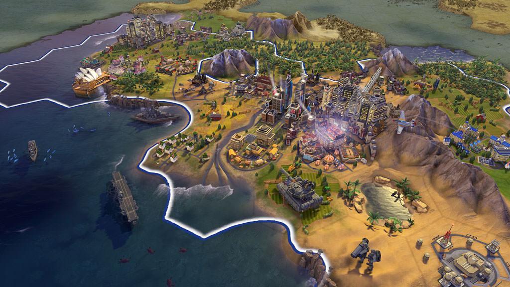 Civilization VI получила крупное осеннее обновление. Поддержка DirectX12 и не только
