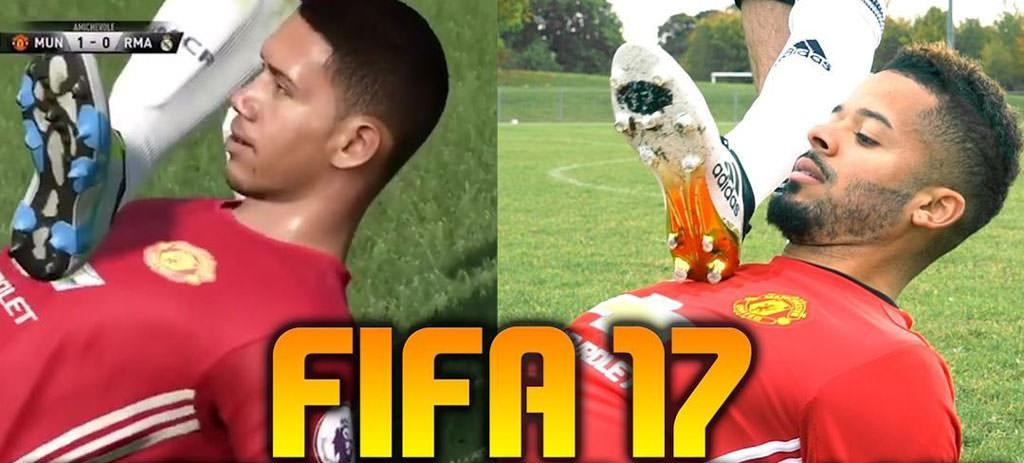 FIFA 17 glitches IRL