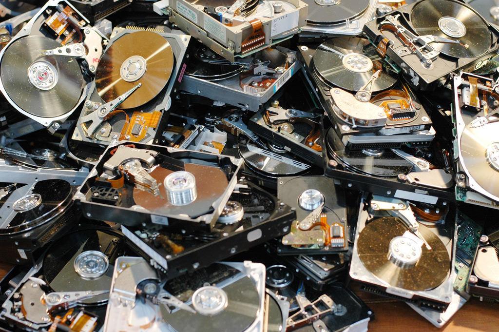 hard drive 1