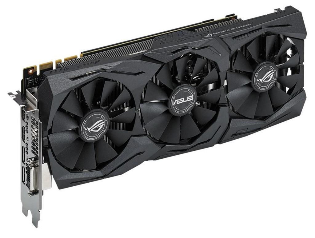 ROG Strix GeForce GTX 1080 A8G 2