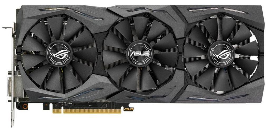 ROG Strix GeForce GTX 1080 A8G 3